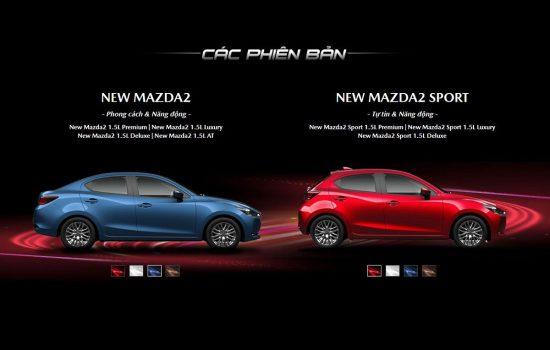 Đánh giá xe Mazda 2 2020