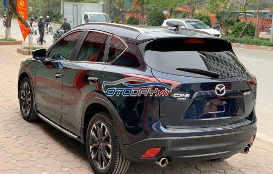 Mazda CX5 2.5 dkld 2017