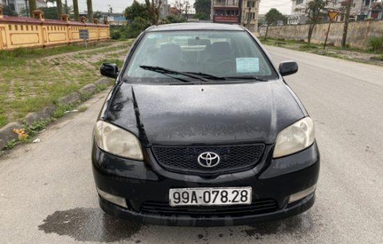 Cần bán Toyota Vios 2006 MT máy 1.5 nâng như E