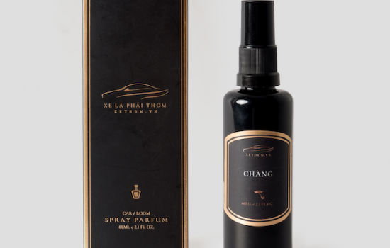 SPRAY PARFUM CAR / ROOM – CHÀNG – 60ML
