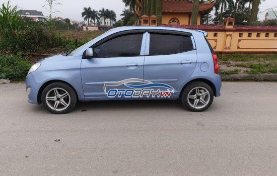 Cần bán chiếc xe 5 chỗ kia moning 2011 MT giá bèo