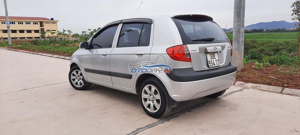 Bán Hyunhdai getz 2009 bản đủ, vô lăng gật gù, ko dịch vụ ko taxi