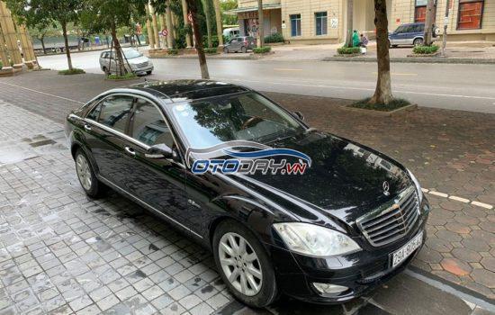 Mercedes S500 full 2009