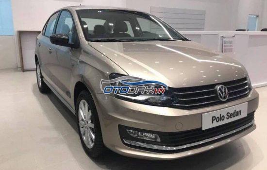 Volkswagen Polo Sedan – Đẳng cấp, an toàn nhưng chỉ có mức giá bình dân cùng vô vàn ưu đãi