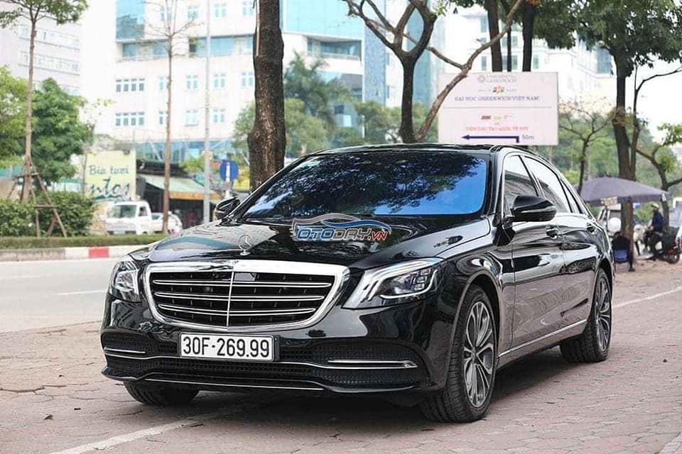Bán nhanh Mercedes S450 luxury sản xuất 2017