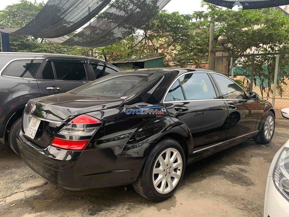 Bán Mercedes S500 sản xuất 2007 đăng kí 2009