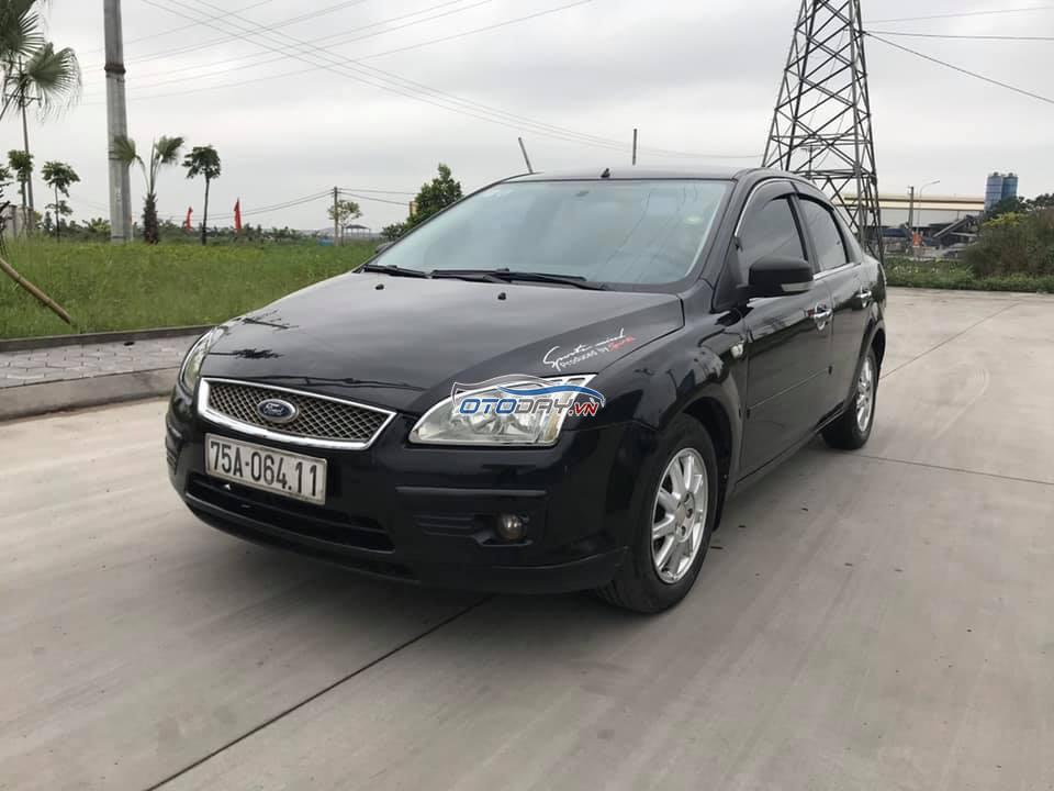 Forcus sx 2007 MT 1.6 xăng