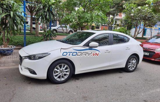 Mazda 3 1.5AT Hatback 2018