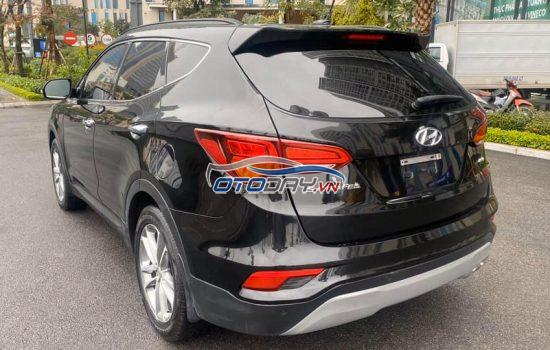 Hyundai Santafe 2.4 AT đời 2018