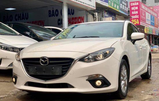 Mazda 3 1.5L sản xuất 2015.