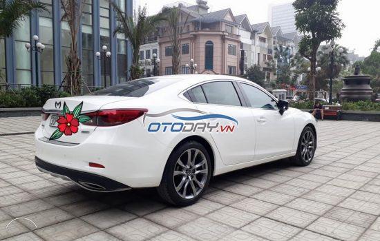 Mazda 6 2.0 AT 2016