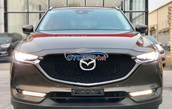 Thanh lí Mazda CX5 2.5AT 2018 Nâu Havana
