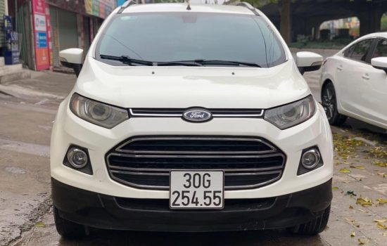 Xe Ford Ecosport Titanium 1.5 AT 2017
