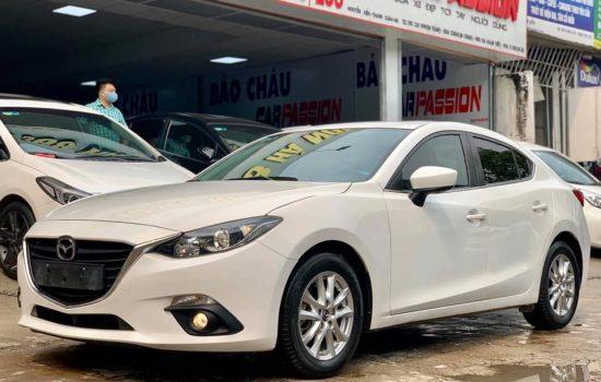 Mazda 3 1.5AT sản xuất 2015.