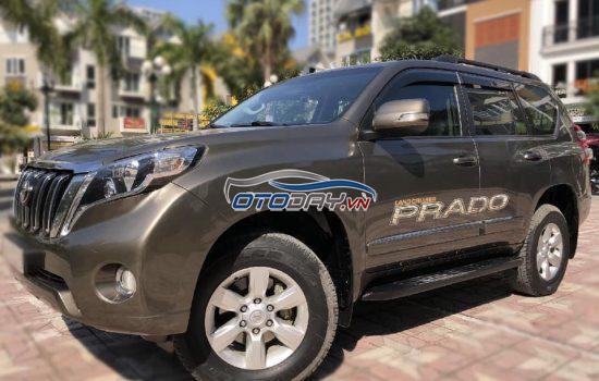 Lancuiser Prado TXL Nhập Khẩu Đăng Kí Lần Đầu 3/2015 xe đẹp
