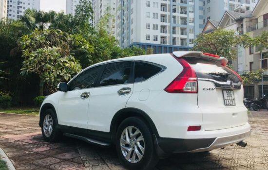 Honda CR-V 2.4L AT sx 2015 một chủ từ đầu
