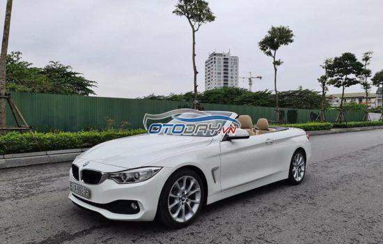 BMW 428i Convertible Model 2015