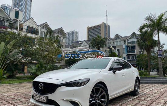 Mazda 6 2.0L Premium sx và đky 12/2017 Chính chủ