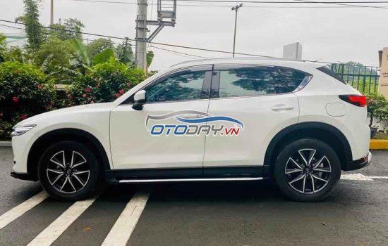 Bán Mazda CX5 2.5  2018