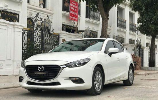 Mazda 3 Facelift sản xuất 2018