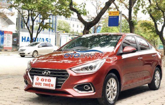 Hyundai Accent, sx 2018 đăng ký tư nhân 1 chủ từ đầu, giữ gìn còn cực mới.