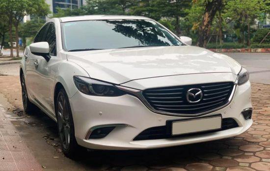 Mazda6 Premium 2.0 sx 2017
