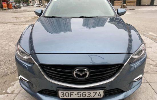 Mazda 6 2.0at sx 2015 còn rất mới sx cuối 2015