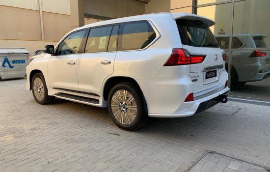 Lexus LX570 MBS 2020