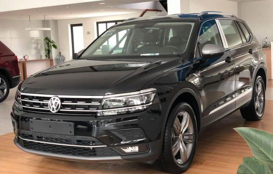 Volkswagen Tiguan • Hoàn hảo trong tầm giá • Nhập khẩu Châu Âu