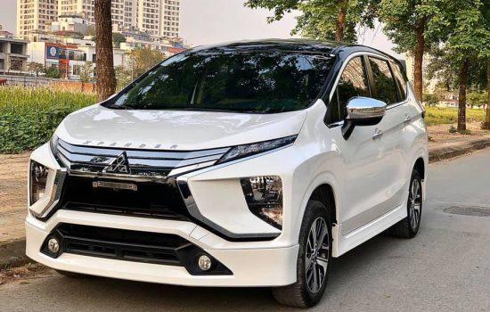 Mitsubishi Xpander sản xuất 2018