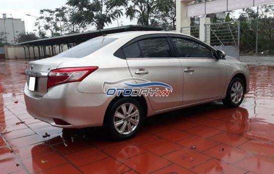 Cần bán Toyota Vios E sản xuất 2017