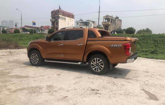 NAVARA VL AT 4WD 2017 ( số tự động 2 cầu ) nhập khẩu