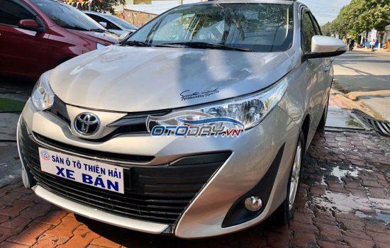 Toyota vios AT 2018 model 2019 xe đẹp không lỗi nhỏ