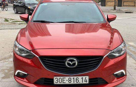 Mazda 6 2.0at sx cuối 2016