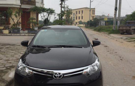 Toyota Vios Sx năm 2014