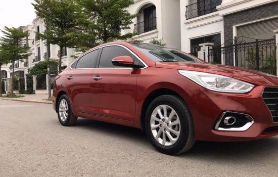 Hyundai Acent 2018 MT bản full