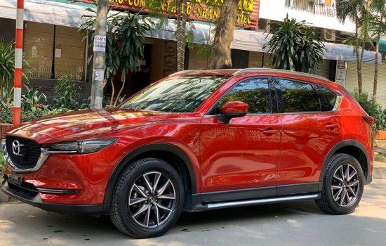 Mazda cx5 2.5 bản AWD ( 2 cầu )