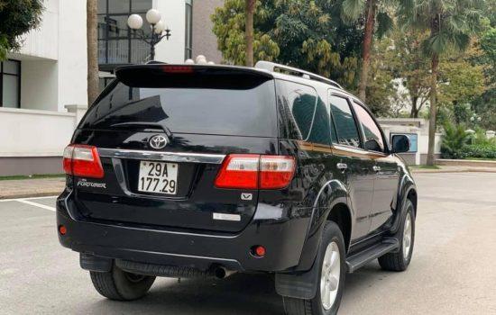 Cần bán xe Toyota Fortuner V 2011 tự động 2 cầu