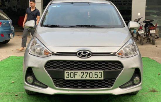 Hyundai gran i10 1.2AT 2018 siêu mới