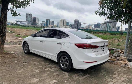 Hyundai Elantra 1.6 MT sx 2016 xe đẹp