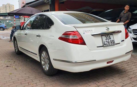 Nissan Teana 2.0AT sản xuất 2010