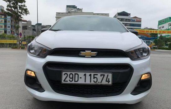 Chevrolet spark Van 2016 số tự động