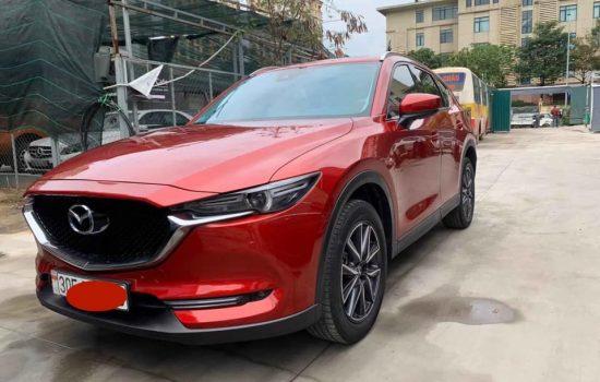 Mazda CX5 bản 2.0AT sản xuất 2018 Model 2019