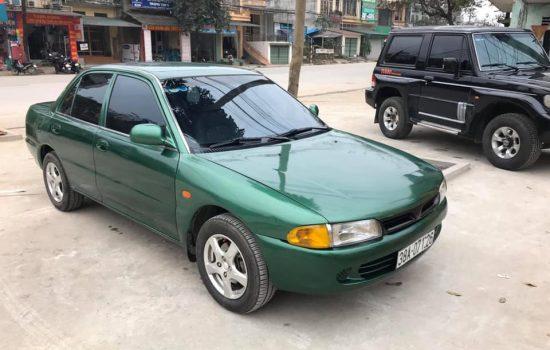 Mitsubishi Proton Wira sản xuất 1999