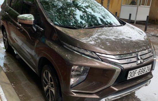 Mitsubishi Xpander 1.5AT- sx 2019 xe mới như trong hãng