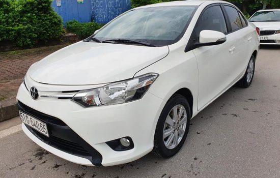 Toyota Vios 1.5CVT sx 2018