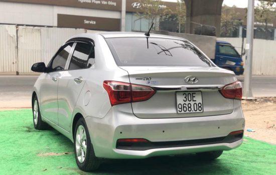Hyundai Gran I10 1.2AT 2017 sedan cực mới