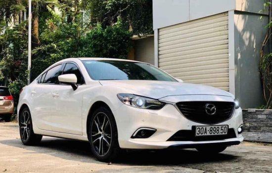 Mazda_6 2.5_2015 là 1 lưa chọn cho bạn