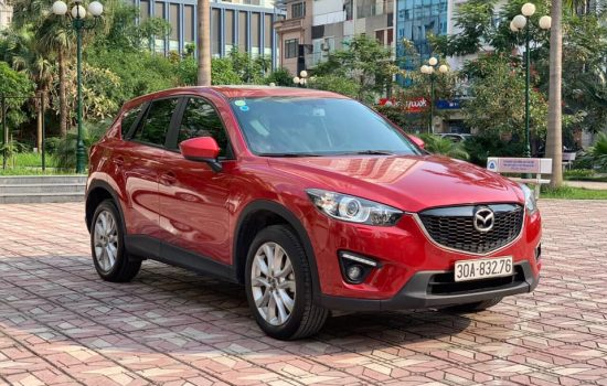 Mazda CX-5 2.0AT bản full sx 2015