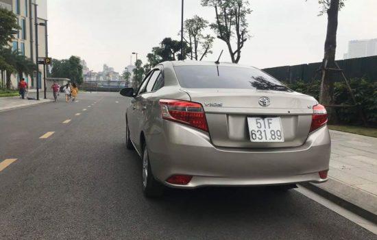 Toyota vios 2018 số tự động – Cực Đẹp